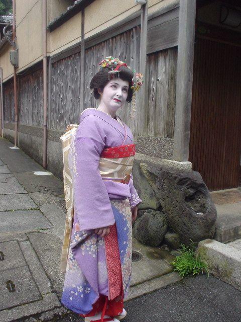 Japan outside