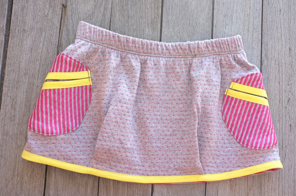 cucito knit skirt